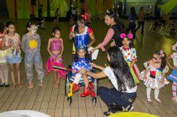Família na Folia Centro Estadual de Convivência da Família Magdalena Arce Daou 2019