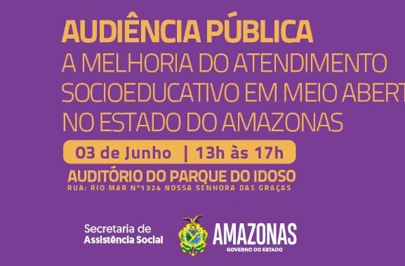 Regulamento da Audiência Pública