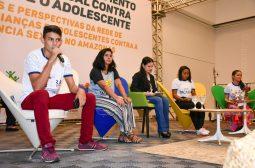 Oficinas temáticas e miniplenária marcam segundo dia do Seminário de Enfrentamento à Violência Sexual contra a Criança e o Adolescente