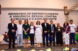 Integrantes da rede de proteção à criança e ao adolescente se reúnem para fortalecer e combater crimes de violência sexual