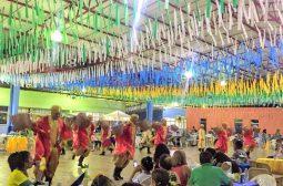 Arraial da Família movimenta Centro de Convivência Magdalena Arce Daou
