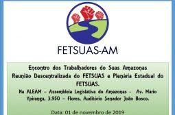 Encontro dos Trabalhadores do Suas no Amazonas