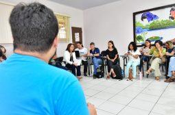Seas realiza reunião de Grupo de Trabalho para tratar sobre indígenas Warao