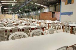 Seas orienta a população sobre doações aos refugiados venezuelanos