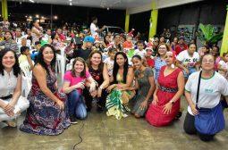 Seas realiza programação de Natal no Abrigo do Coroado
