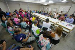 Governo do Amazonas promove reunião com líderes comunitários do Jorge Teixeira