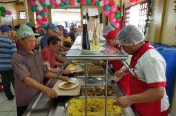 Restaurantes Populares e Cozinhas do Governo do Estado registram 1,387 milhão de refeições servidas