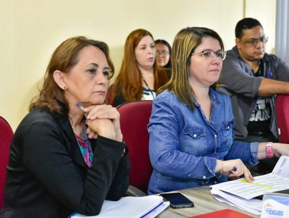 Conselheiros aprovam em reunião o orçamento da Política de Assistência Social de 2020