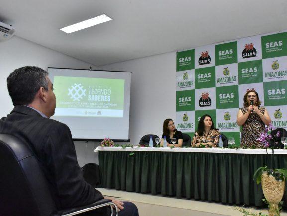Seas treina OSCs e prefeituras municipais para tirar emendas estaduais impositivas do papel
