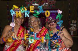 Centros Estaduais de Convivência abrem alas para a folia carnavalesca destacando a prevenção às ISTs