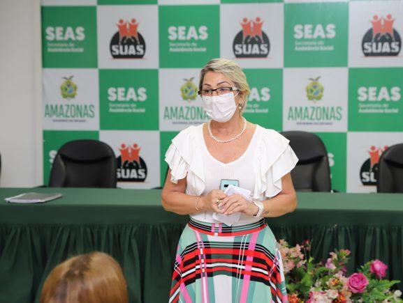 Servidores do Projeto Aprimora iniciam atividades na Seas