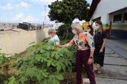 Ações individuais e coletivas marcam Semana do Meio Ambiente nos Centros de Convivência