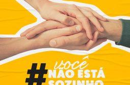 Centros Estaduais de Convivência adotam Setembro Amarelo com ações preventivas contra o suicídio