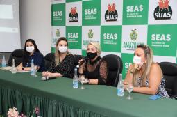 Seas promove oficina para facilitar a operacionalização do Sistema Único de Assistência Social