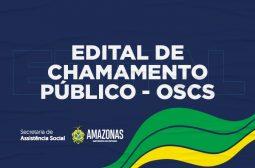 EDITAL DE CHAMAMENTO PÚBLICO – OSCS