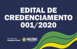 EDITAL DE CREDENCIAMENTO Nº 01/2020