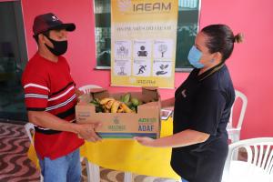 Governo do Amazonas atende 1.729 famílias em ação articulada pela Seas e ADS