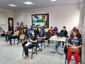 Seas promove capacitação para colaboradores dos Centros de Convivência da Família e do Idoso